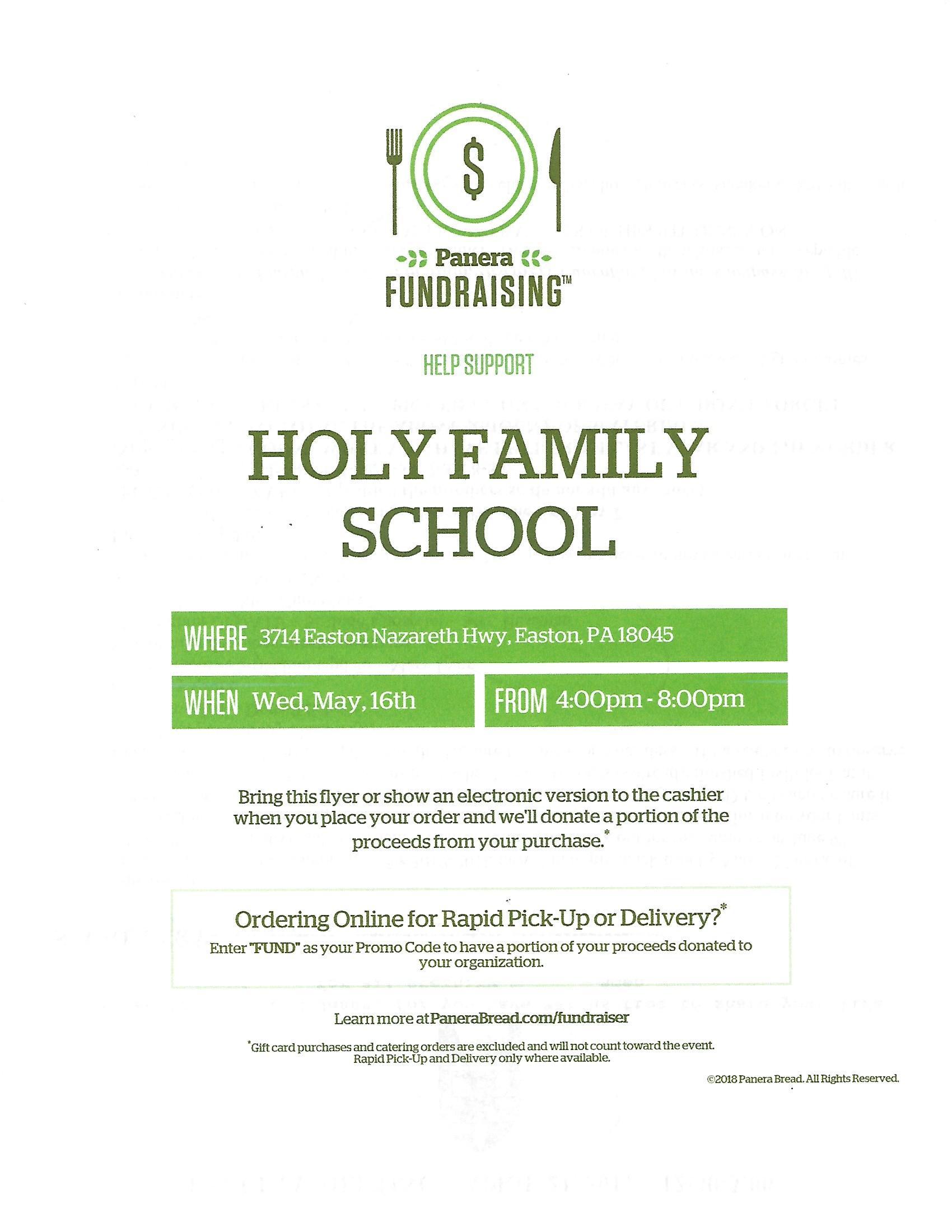 News & Events - Holy Family Catholic School
